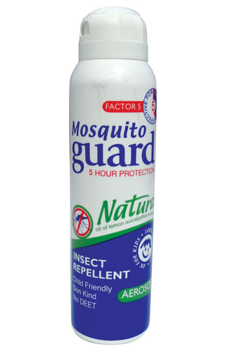 Mosquito Guard - 5 Hour Protection Aerosol